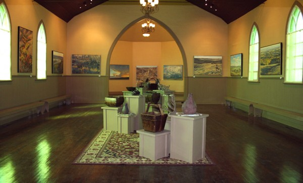 Mendham Gallery - Interior